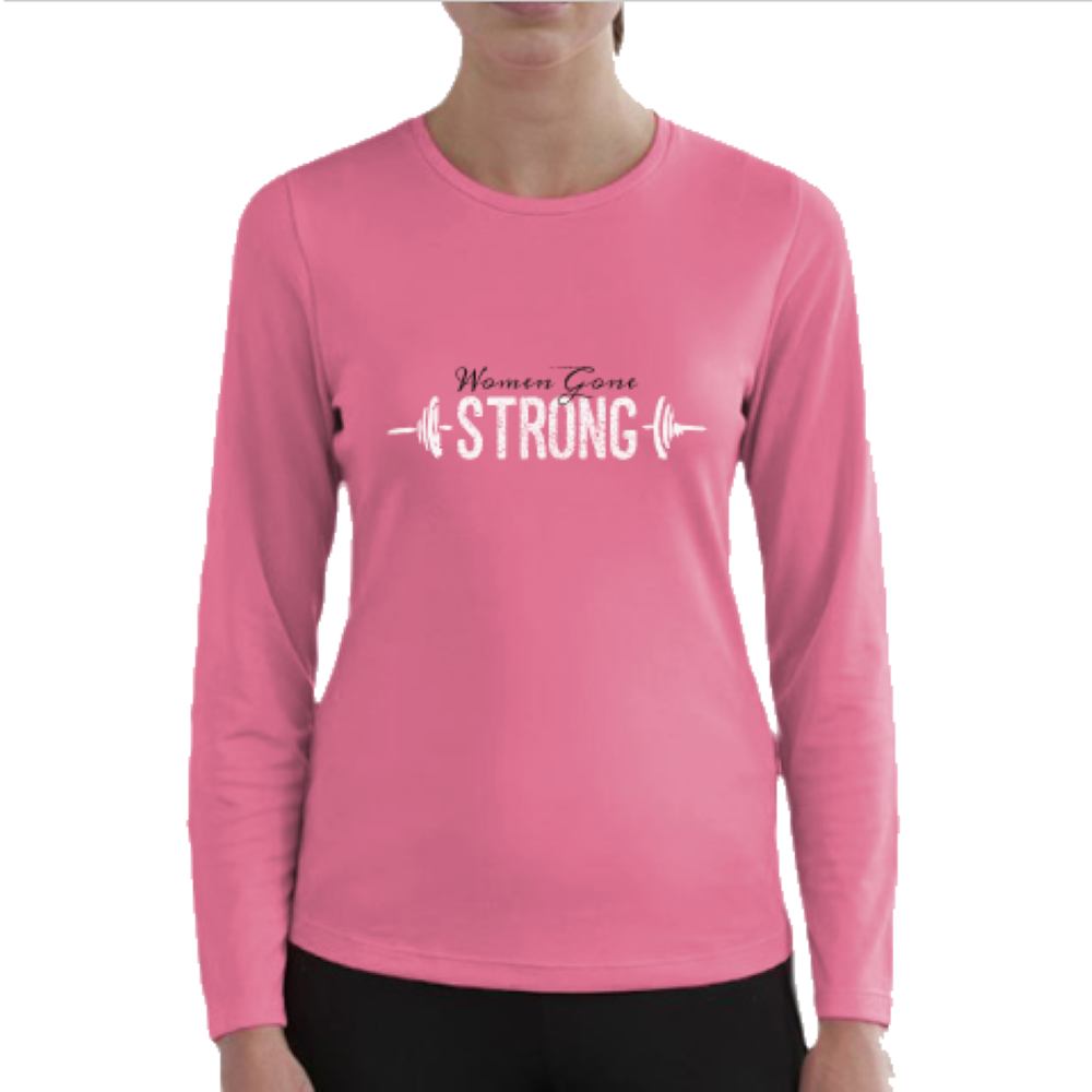 Women Gone Strong T Shirt