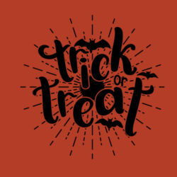 Trick or Treat T Shirt Design
